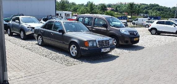 Mercedes-Benz W124 GAZ