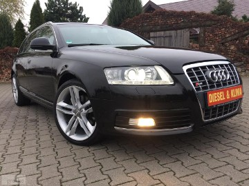 Audi A6 III (C6) ** XENON ** AUTOMAT 2.0 TDI 170KM ** Serwisowana *