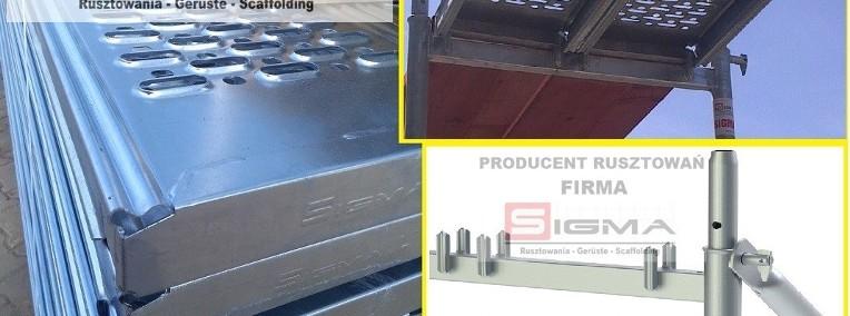 Podest Stalowy Blat Metalowy 1,5m Sigma70P do rusztowania-1
