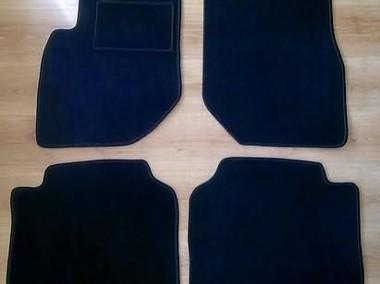 HYUNDAI TERRACAN najwyższej jakości dywaniki samochodowe z grubego weluru z gumą od spodu, dedykowane Hyundai Terracan-1