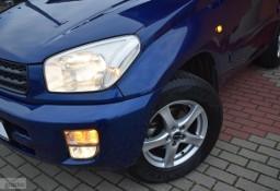 Toyota RAV 4 II 1,8 benz.125 KM 3 drzwi Klimatyzacja Halogen Alusy