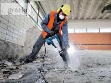 Skuwanie Płytek Posadzek betonu , Wyburzanie ścian, Rozbiórka ,Kucie-1