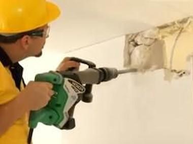 Skuwanie Płytek Posadzek betonu , Wyburzanie ścian, Rozbiórka ,Kucie-2