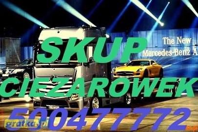 Mercedes-Benz SKUP AUT CIEŻAROWYCH SKUP AUT CIEŻAROWYCH