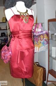 Komplet , suknia + bolerko-2