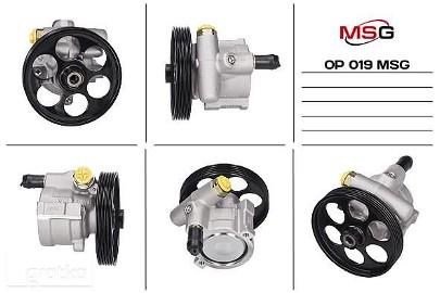 Pompa wspomagania hydraulicznego Nissan Interstar, Nissan Primastar, Opel Movano, Opel Vivaro, Renault Master, Renault Trafic OP019