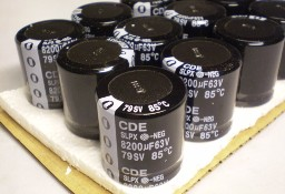 kondensator elektrolityczny 8200uF 63V 35x35mm do modułu AB BMW