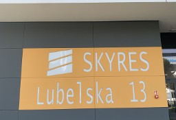 Nowe,Komfortowe Mieszkanie Lubelska 13 Skyares,parking na podwórzu za szlabanem!