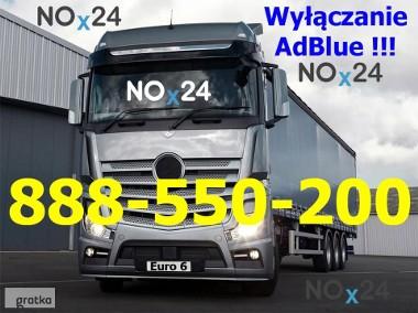 Actros MP4 Bluetec 5 Bluetec 6 Wyłączanie AdBlue, Usuwanie Adblue-1