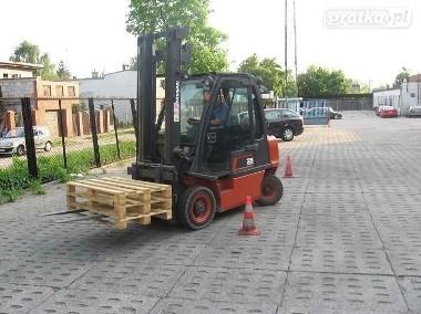 DOBRA CENA - 356 zł. - Uprawnienia UDT na wózki widłowe - KRAKÓW.-1