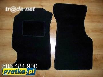 Honda CRX del Sol 1992-1997 najwyższej jakości dywaniki samochodowe z grubego weluru z gumą od spodu, dedykowane Honda CRX