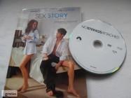 Film na DVD z książką ,,Sex Story''