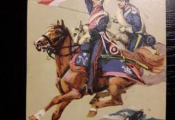 Szwoleżer lansjer Napoleon gwardia