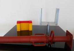 Stemple budowlane sztyce Podpory Dźwigar H20 Głowica Sklejka