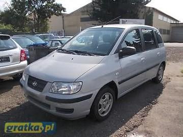 Hyundai Matrix ZGUBILES MALY DUZY BRIEF LUBich BRAK WYROBIMY NOWE