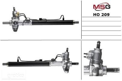 Przekładnia kierownicza ze wspomaganiem hydraulicznym Honda Cr-V HO209