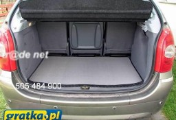Fiat Linea od 2007 do 2018 najwyższej jakości bagażnikowa mata samochodowa z grubego weluru z gumą od spodu, dedykowana Fiat Linea