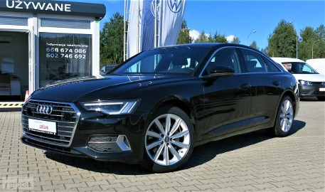Audi A6 V (C8) 3.0 TDI 286KM_SPORT_HAK_FV 23%