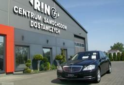 Mercedes-Benz Klasa S W221 3,5 V6 306KM A/C LONG PDW SKÓRA NAVI IDEAŁ NR 65