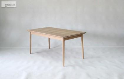 stół EMI dębowy 100% lite drewno olejowane