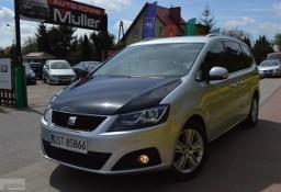 SEAT Alhambra II 2.0 TDI-177Km, Itech,Automat,Full Opcja,Alcantara