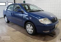 Toyota Corolla IX 1,6 16V VVT i, 110 KM, Salonowy 100% Bezwypadkowy