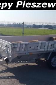 TM-087 przyczepa Transporter 3617 2C 1,5t, 365x171cm, ciężarowa, towarowa, burty aluminiowe, DMC 1500kg-2
