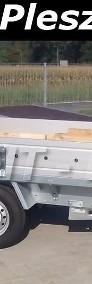TM-087 przyczepa Transporter 3617 2C 1,5t, 365x171cm, ciężarowa, towarowa, burty aluminiowe, DMC 1500kg-4