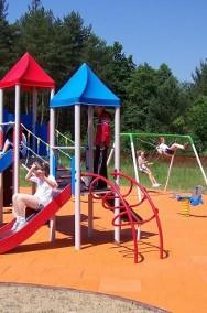 Bezpieczne place zabaw, stalowe place zabaw-2
