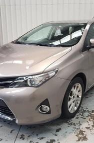 Toyota Auris II 1.4 D4D BISNESS PLUS , NAWI , ALU, BEZWYPADKOWA-2