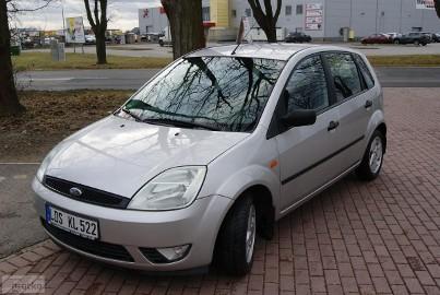 Ford Fiesta V 1.3