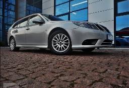 Saab 9-3 II 9-3X SportKombi Premium LED Skóra 150 KM Jak Nowa Serwis Bez Wypadko