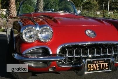 Chevrolet Corvette I (C1) z 1958 roku Auto Punkt