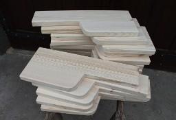 TREP 70cm STOPIEŃ KACZY SOSNOWY Schody kacze z Drewna Sosnowego Sosna - PRODUCENT