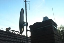 SŁOMNIKI  Montaż Anten Satelitarnych i Naziemnych DVB-T Ustawianie Anten