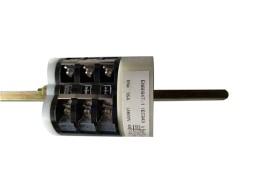Przełącznik kierunku obrotów stołu montażownicy POM5
