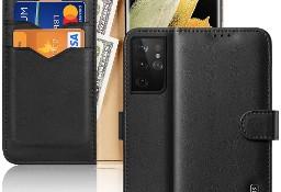Etui Hivo Skórzane do Samsung Galaxy S21 Ultra 5G