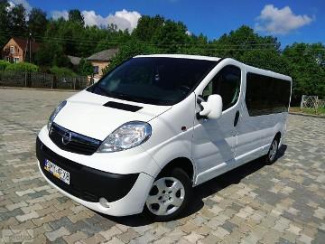 Opel Vivaro I Pierwsza rej 2014 LONG 115km