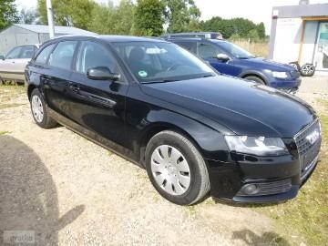 Audi A4 IV (B8) 2.0 TDI, 120 KM, Klimatron., Serwis.