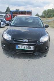Ford Focus III 1.0 Benzyna EcoBoost 125KM/S.PL/1 Wł/Bogate wyposa-2