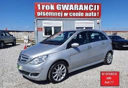 Mercedes-Benz Klasa B W245 1 ROK GWARANCJI pisemnej, super stan, AUTOMAT, Zamiana