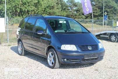Volkswagen Sharan I Klimatronik-pod. Fotele p. Szyba