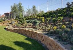 Kamień ogrodowy do ogrodu na murki skarpy skalniak łupek altankę piaskowiec