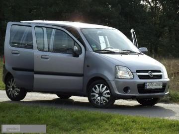Opel Agila A transport do 100km gratis opłacona z klimatyzacja zadbana raty