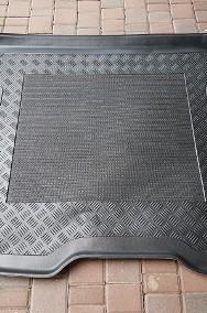 DACIA DOKKER 5 osobowy od 2012 mata bagażnika - idealnie dopasowana do kształtu bagażnika Dacia-2