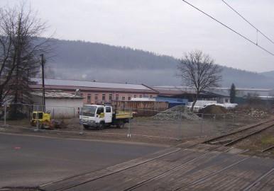 Działka przemysłowa Sucha Beskidzka, ul. Przemysłowa