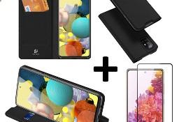 Etui DUX DUCIS + szkło do Samsung S20 FE Czarny
