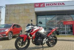 Honda CB Honda CB500F nauka jazdy