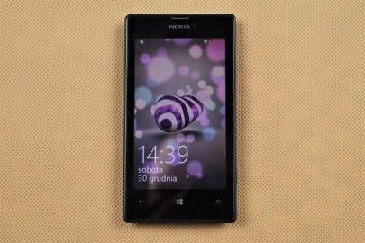 Nokia Lumia 520 nie działa dotyk etui telefon komórka smart phone