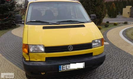 Volkswagen Transporter T4 T4 6-osobowy 1,9 TD 2001